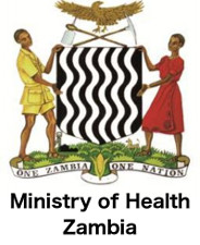 Zambia Ministry of Health logo